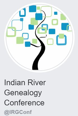 2020 INDIAN RIVER GENEALOGY CONFERENCE